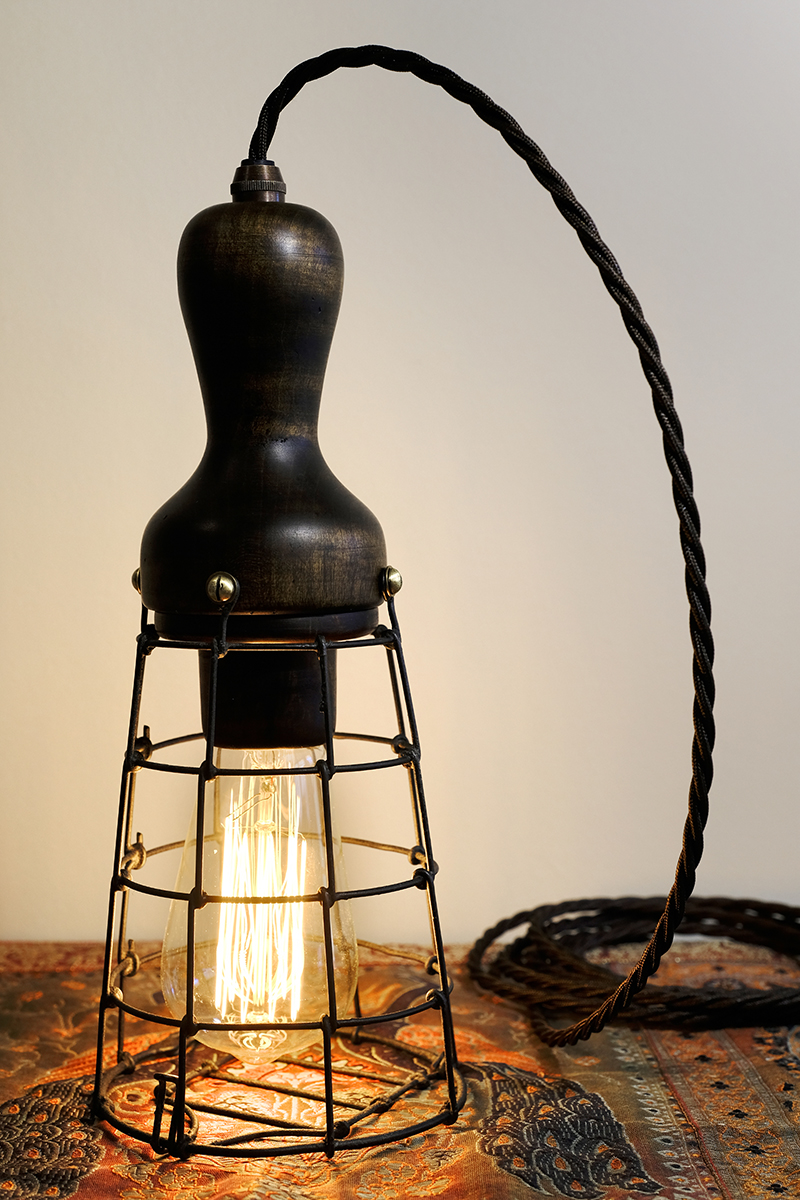 Restored Trouble Lamp